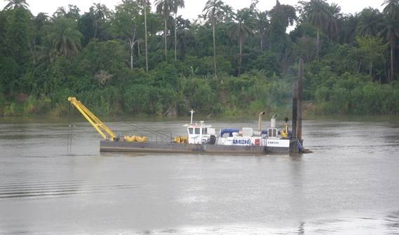 The Nigerian dredging company Dredging Atlantic bought its 6th Damen dredger.