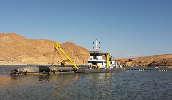 Damen Cutter Suction Dredger 500