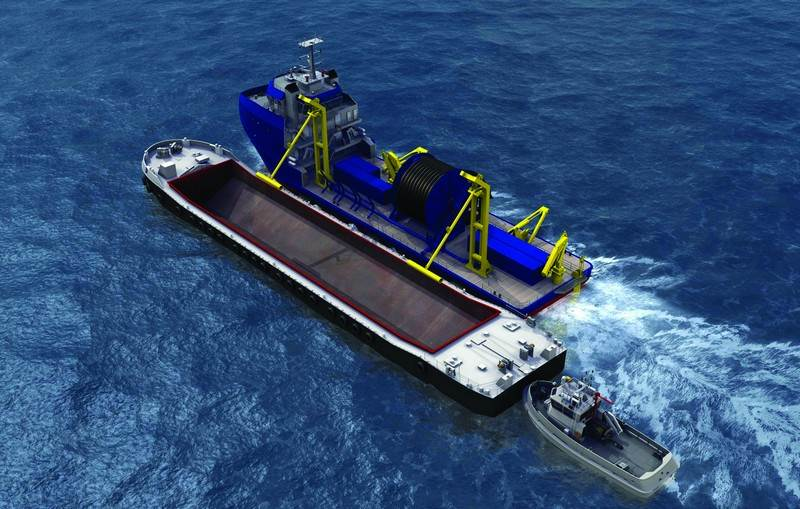 dredging innovations