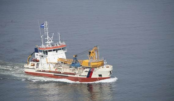 Trailing Suction Hopper Dredger 750