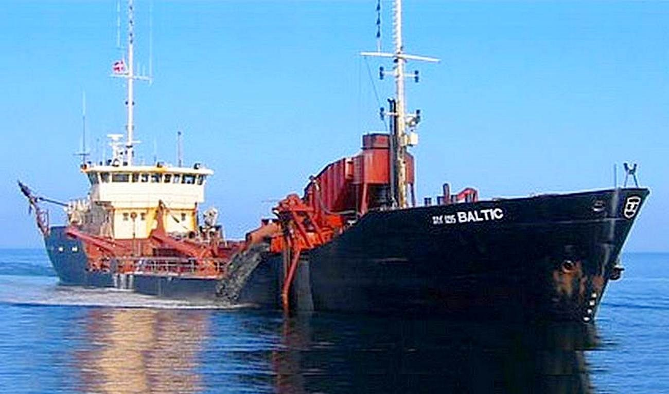 NCC Raastoffer, a Danish dredging contractor, acquired a new 500 metre trailing pipe for its existing hopper dredger.