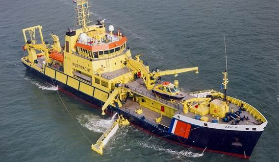 pollution control vessel