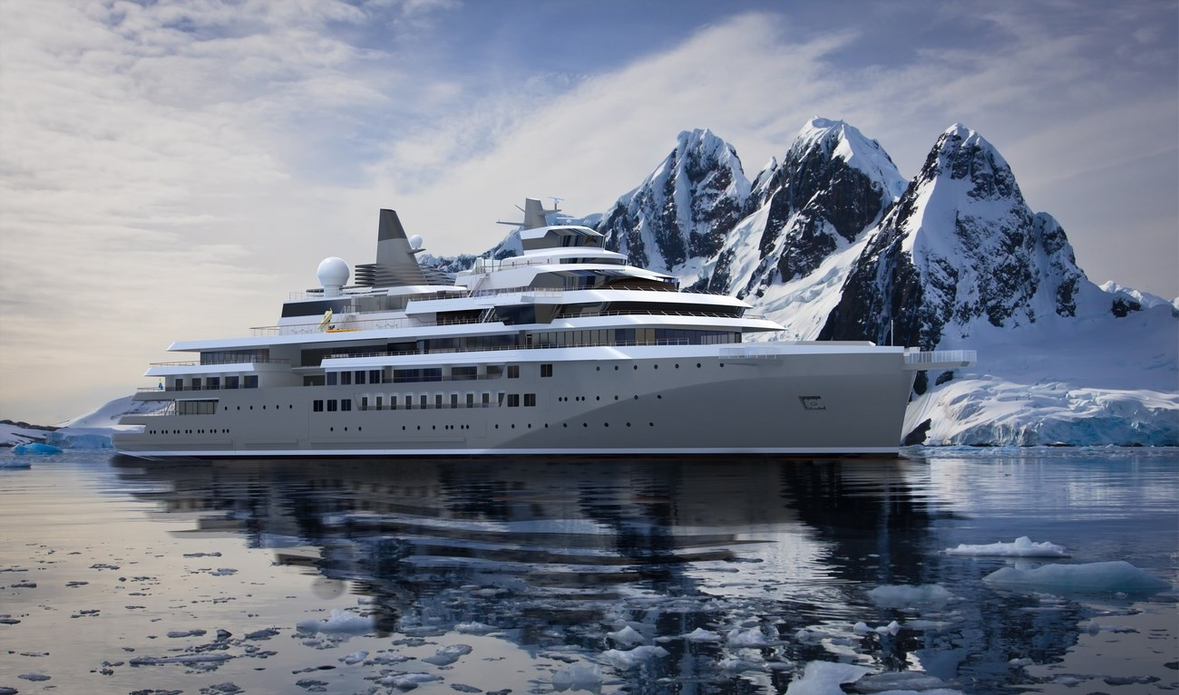 Expedition cruise vessel for efficient and safe operations for Sips for sale