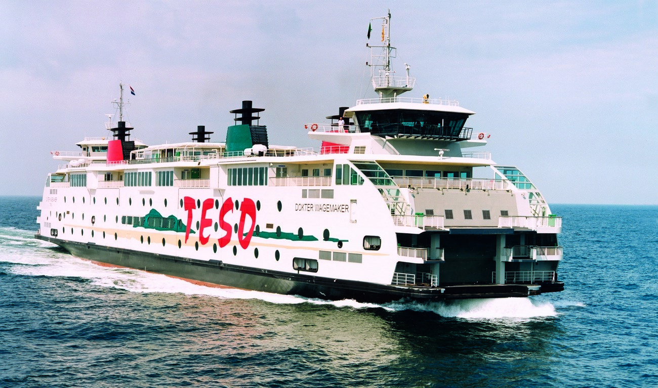 Passenger Car Ferries: excellents seakeeping & efficient ...