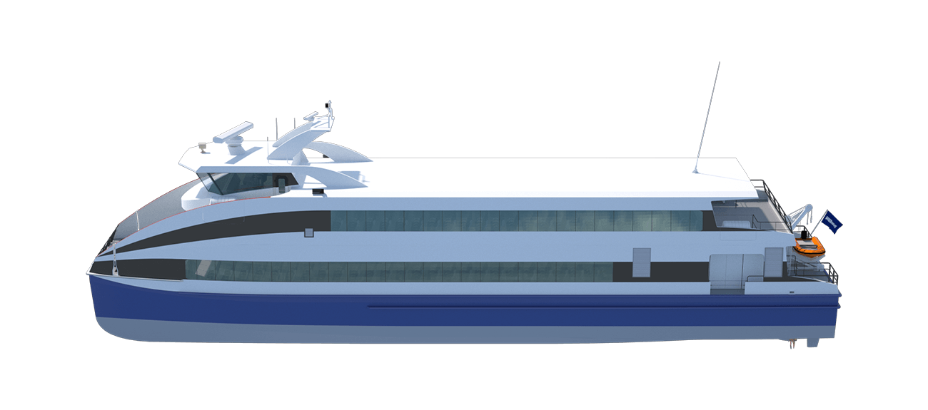 Damen Fast Ferry 4009 PS