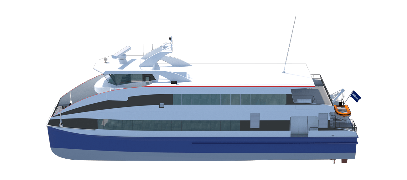 Damen Fast Ferry 3209 PS
