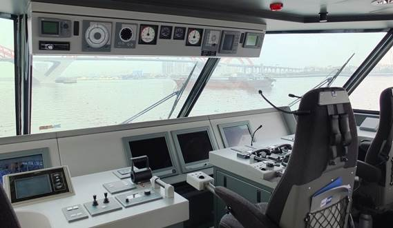 FAST PASSENGER FERRY FOR COASTAL ROUTES