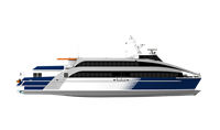 Damen builds customisable, fuel-efficient Fast Ferries for public transport.