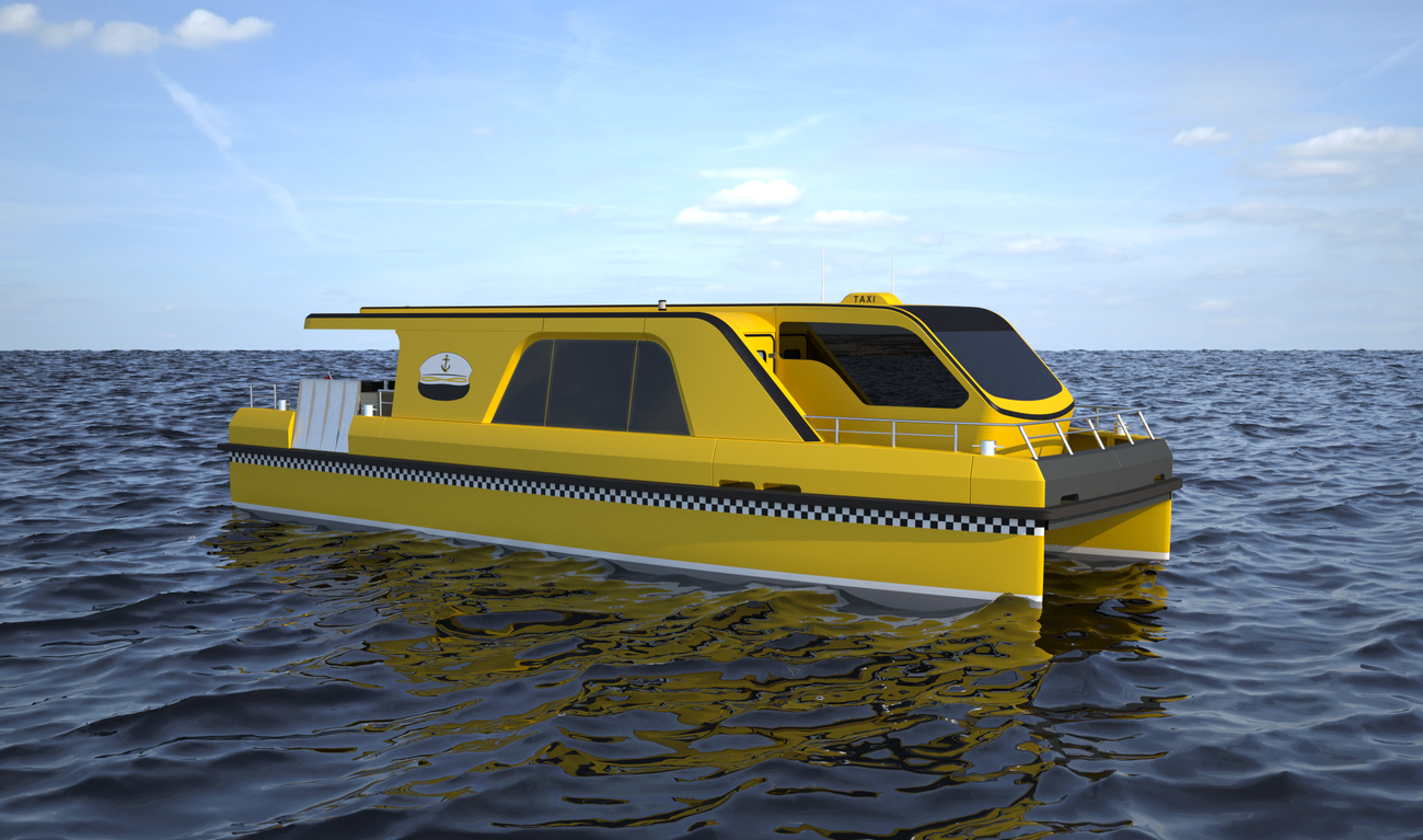 Watertaxi 1606 For Comfortable Amp Efficient Water Taxi Services