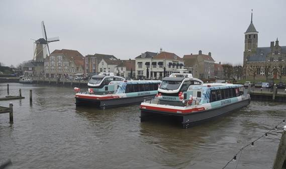 Damen Waterbus 2407