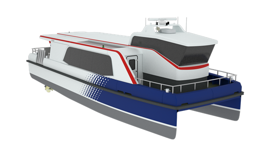 Water buses can be deployed as taxis, sightseeing boats, commuter ferries, for dinner cruises and many other uses