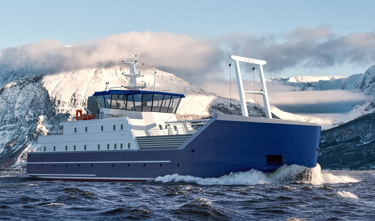 Longliner 5913 provides sustainable fishing with gentle