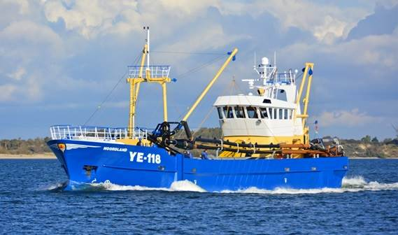 The Dutch fishing cooperative has taken delivery of YE 118 Noordland BV