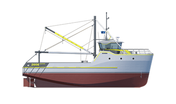 Sea Fisher 2608 - Shrimper