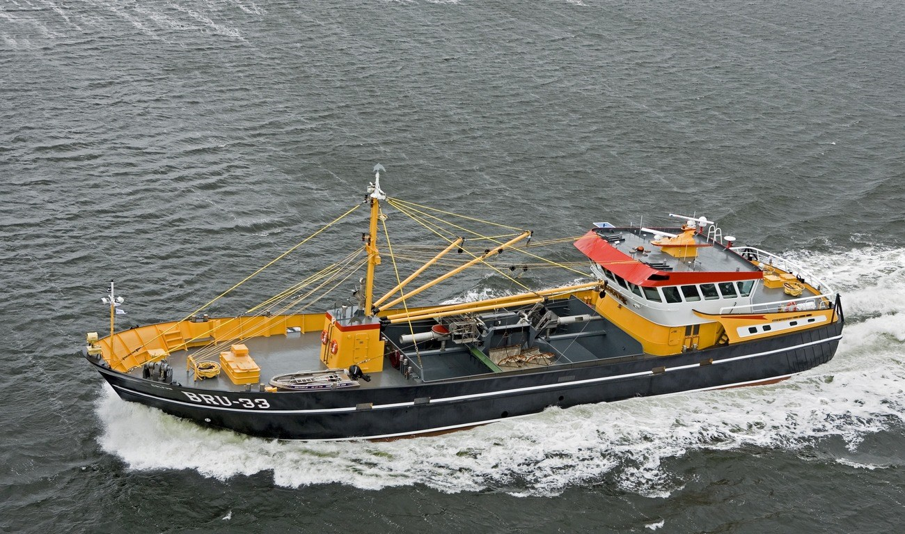 the design and construction of fishing vessels, workboats and mussel dredgers