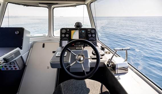 Wheelhouse FCS 1204 FRP