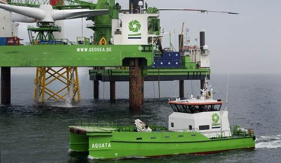 Offshore Wind Services orders Twin Axe FCS 2610