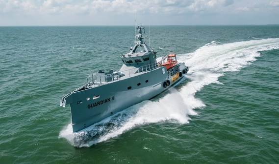 Damen FCS 3307 Security 'Guardian 9'