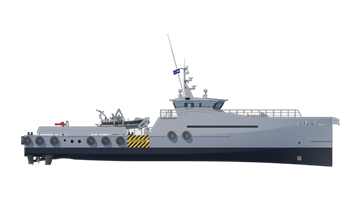 damen fcs 4208 patrol preview