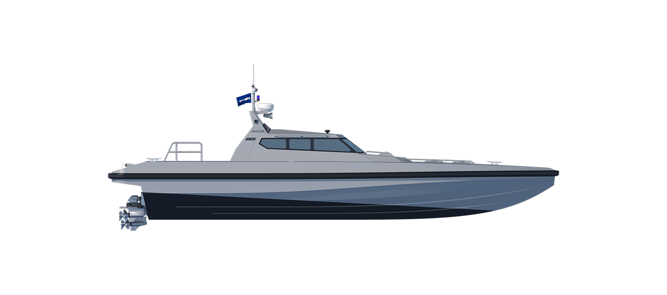Interceptor Vessel 1503 Closed