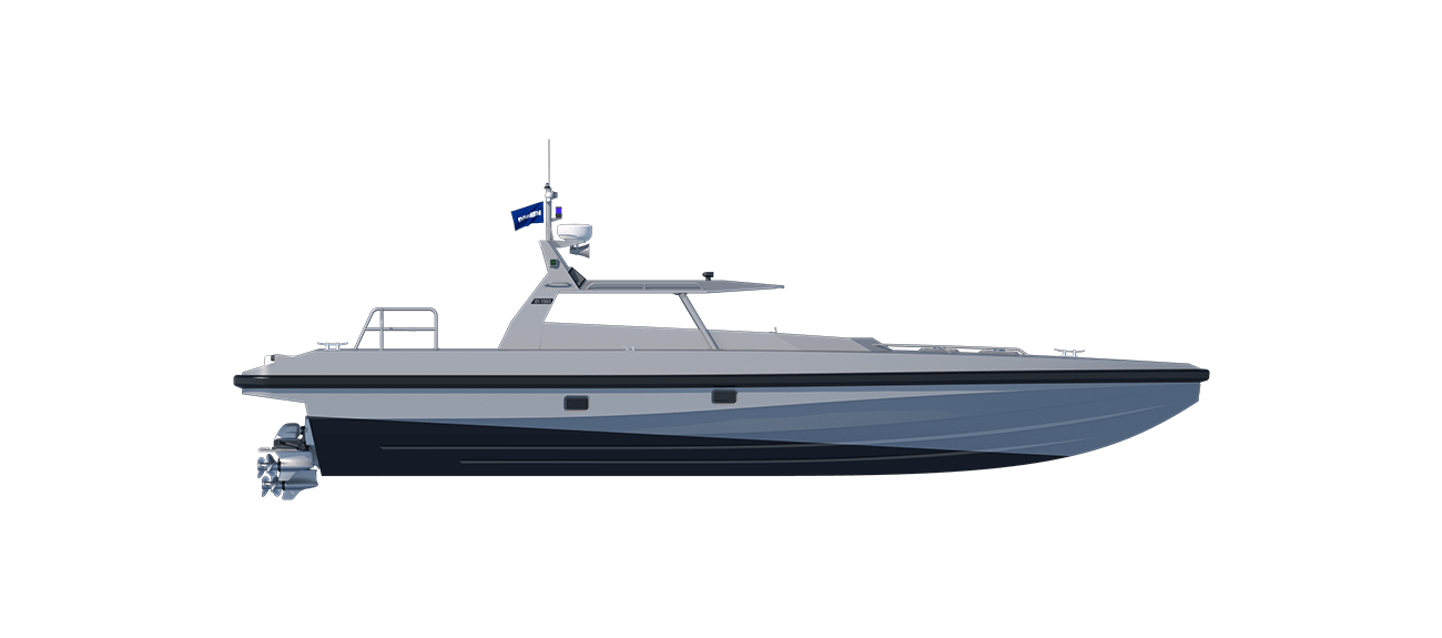Interceptor Vessel 1503