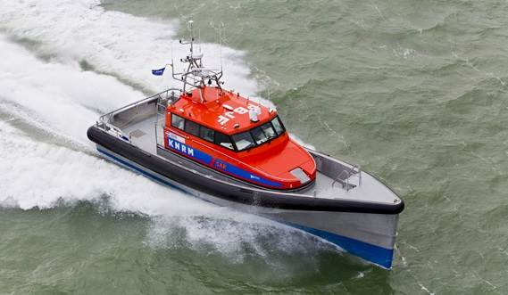 View the video about The Next Generation Lifeboat: the 1816 Class