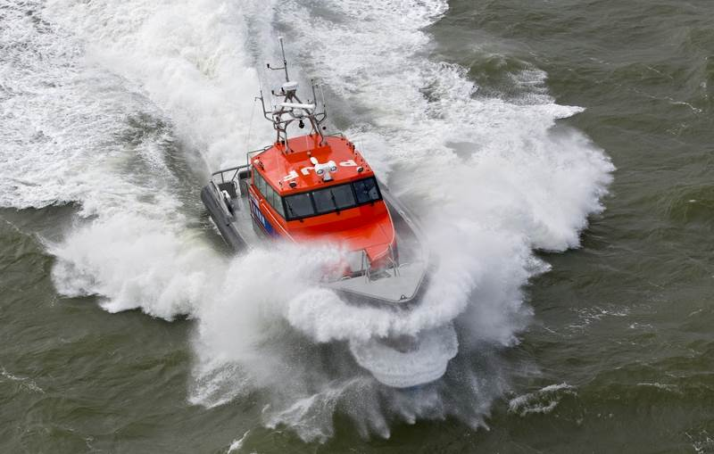 One year of testing and real time sailing has provided Damen Shipyards and KNRM with valuable insights based on both feedback of rescue crews with years of experience and test results