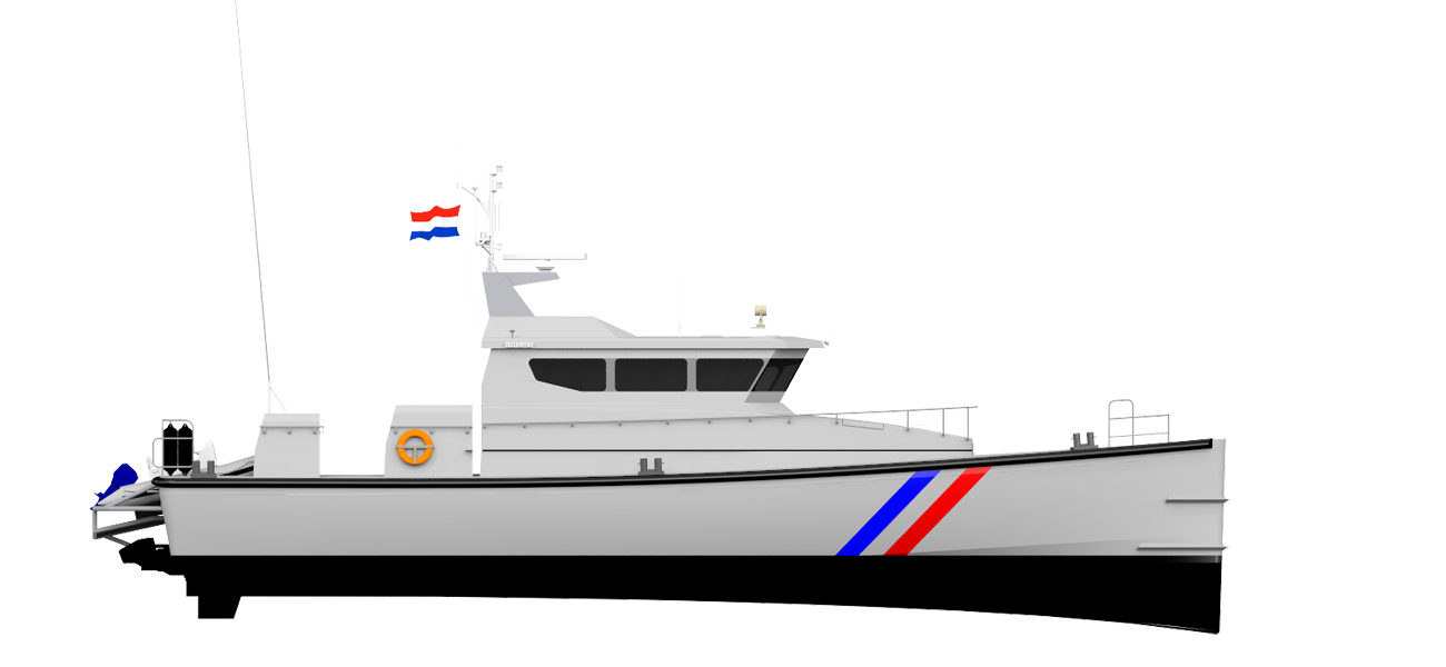 Stan Patrol craft are fully equipped for patrol duties in harbours, coastal waters and offshore