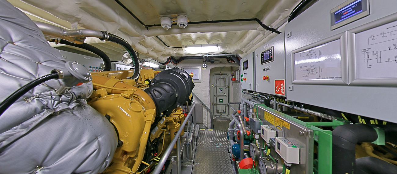 Virtual Tour of Damen Stan Patrol 3007