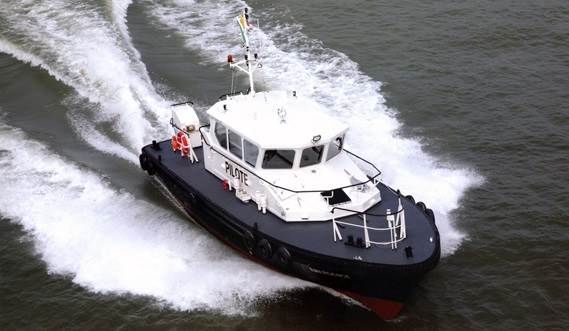 multi-purpose vessels capable of undertaking a wide range of tasks within ports and harbours
