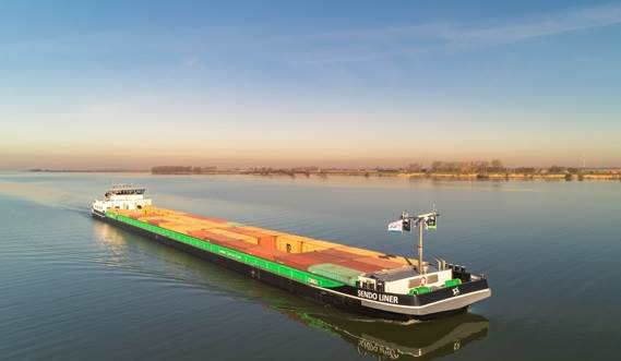sendo liner for dry cargo transportation