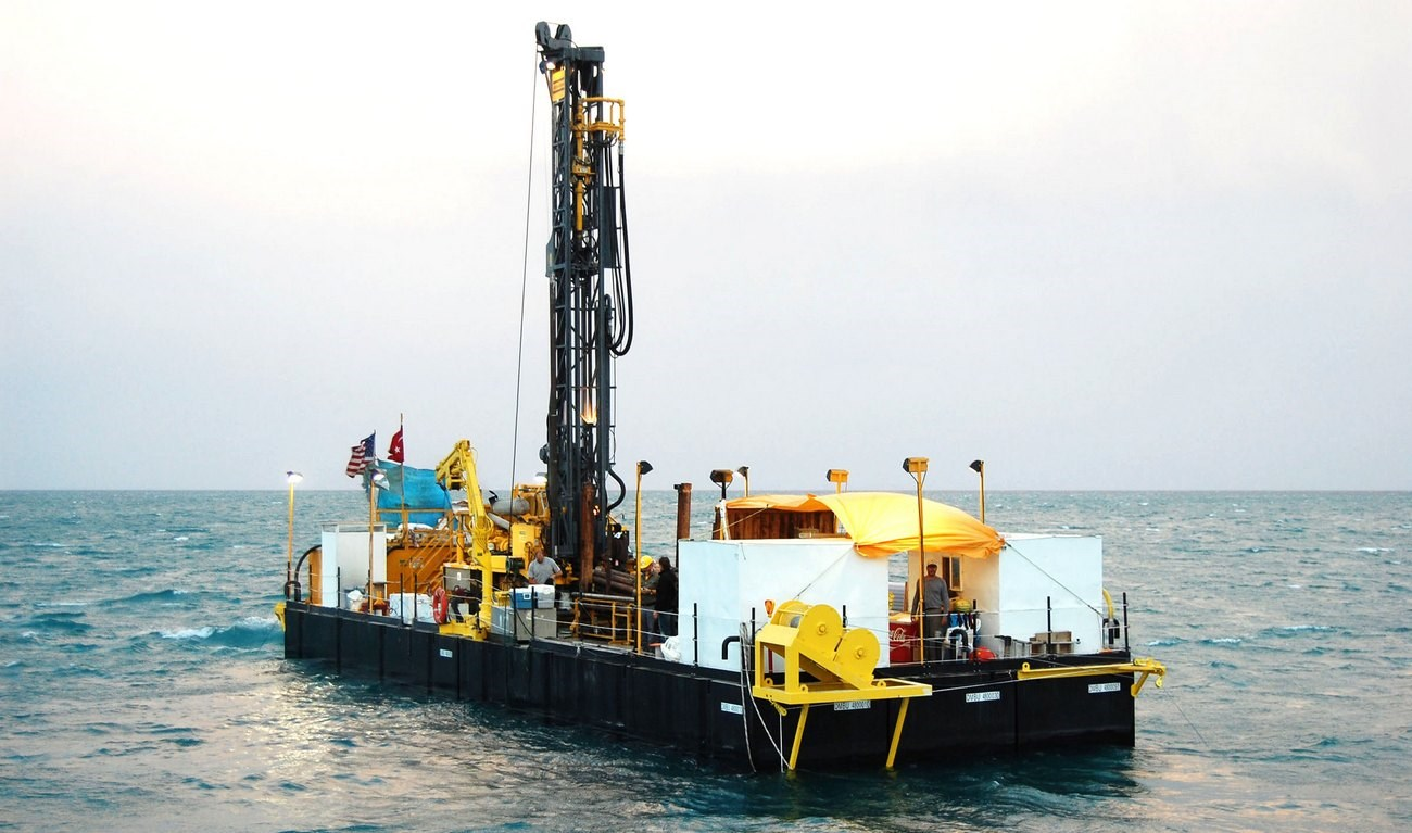 Damen Modular Drilling Barge is specialy designed in drilling operations for remote and coastal areas