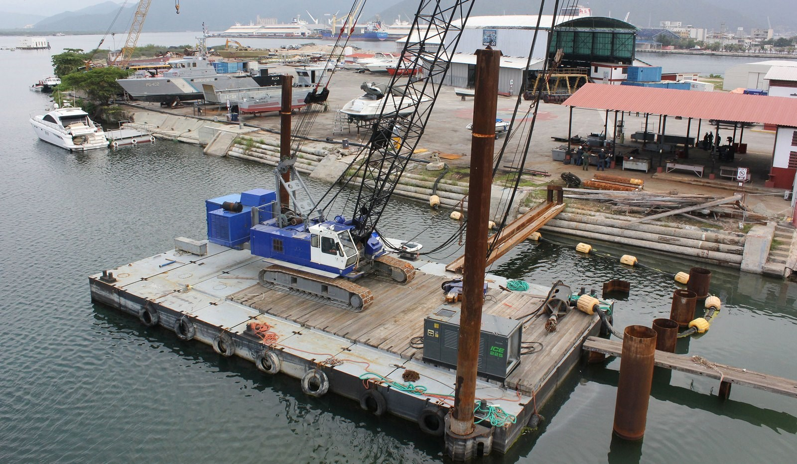 Modular Pontoon 2212 provides flexibility in remote areas at