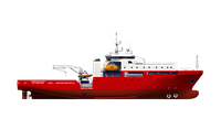 Damen Escape Gear Ship 8316