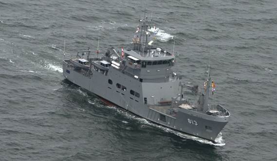 Damen Hydrographic Survey Vessels are designed to support and perform specific research operations.