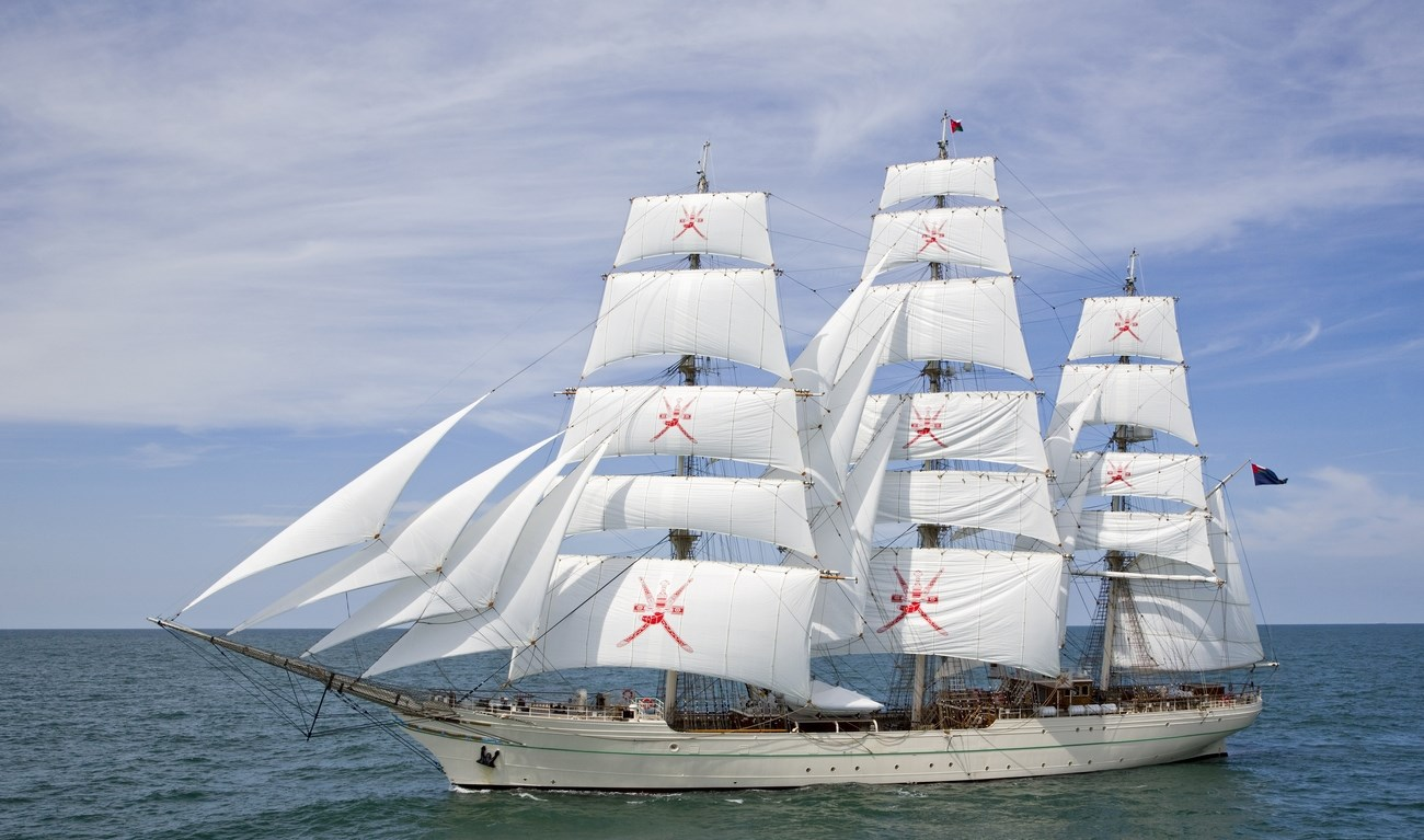 752369afed1f Sail Training Vessel 2630 for training naval cadets and officers