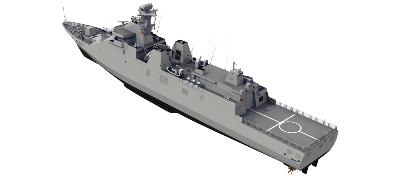HIGHLY ADVANCED SURFACE COMBATANTS