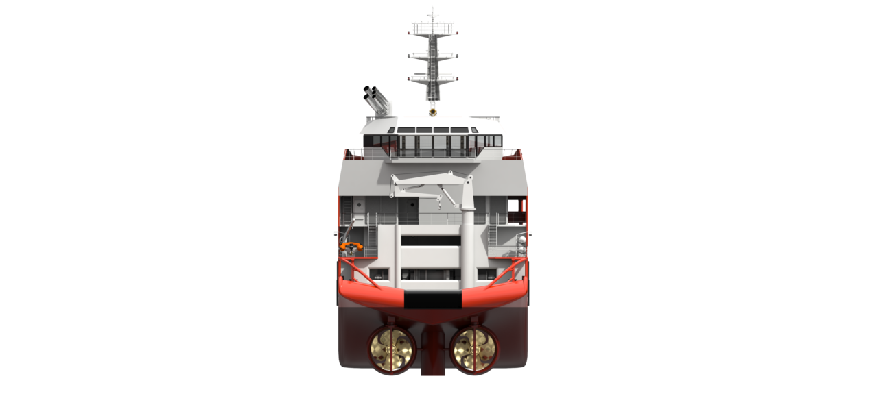 Damen introduces new Anchor Handler design