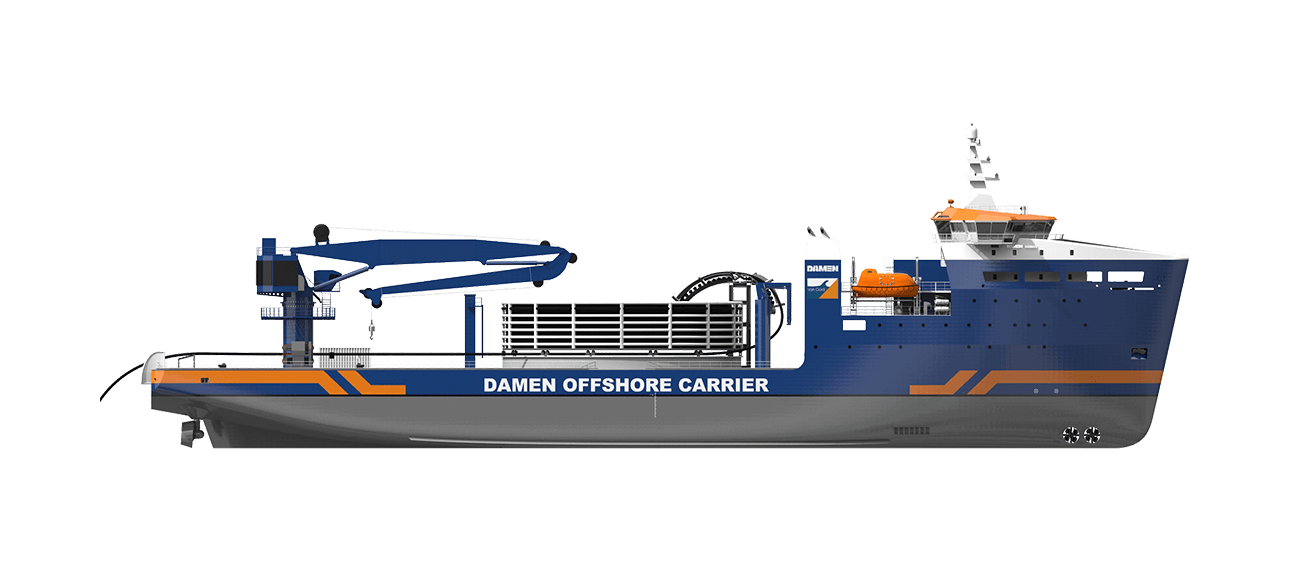 Offshore Carrier CLV