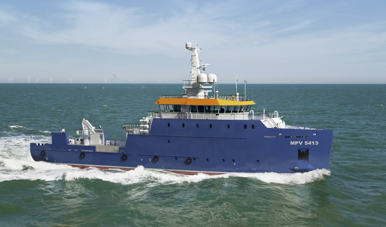 Damen Multi Purpose Vessels are designed for such multiple tasks as coast guard duties, fishery control, fire fighting, rescue, oil recovery, salvage.