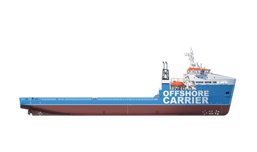 Damen Offshore Carrier