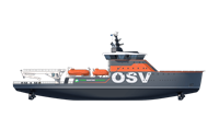 offshore support vessel 9020