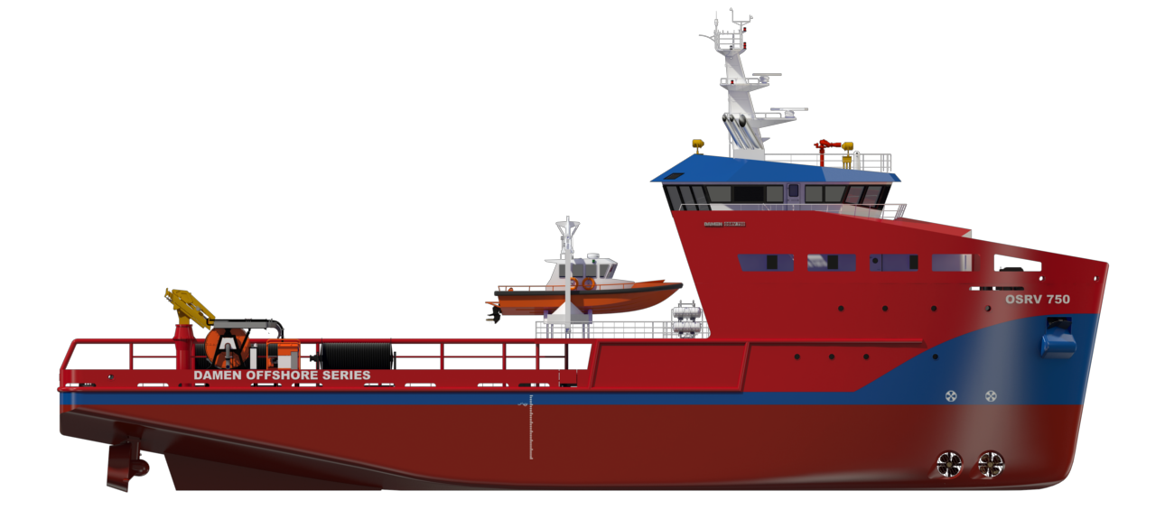 The Damen Oil Recovery Vessels are dedicatedly designed first line response vessels that are suited to provide immediate assistance in major oil recovery operations.