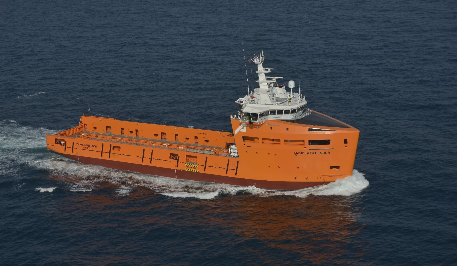 Damen Platform Supply Vessel 3300 of proven design