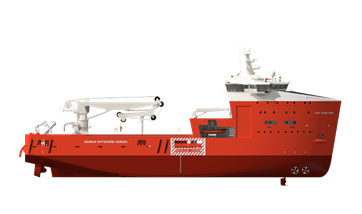 Platform Supply Vessel 5000 IRM