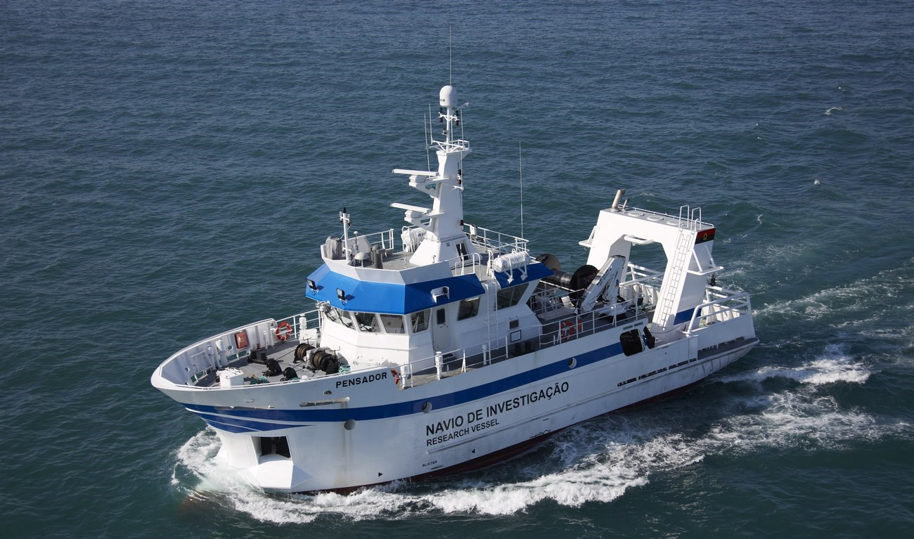Saudi Arabia has ordered a hydrographic vessel in Spain 55