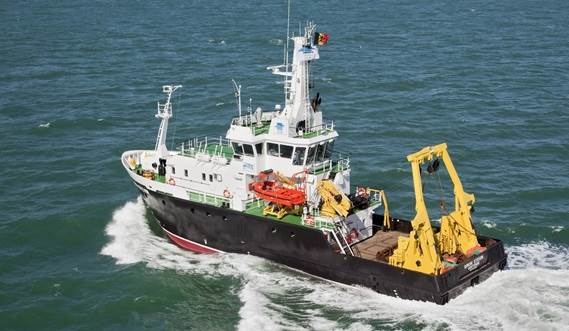 Damen Research Vessels are designed to support and perform specific research operations in various areas that may include seismic and hydrographical survey, fishery research.