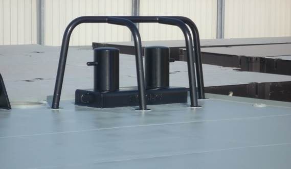 With our Stan Pontoon series we always have stock available which may suit your request