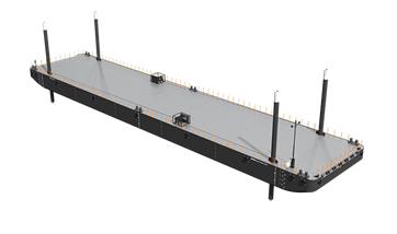 ROBUST DESIGN FOR HEAVY DECK LOADS