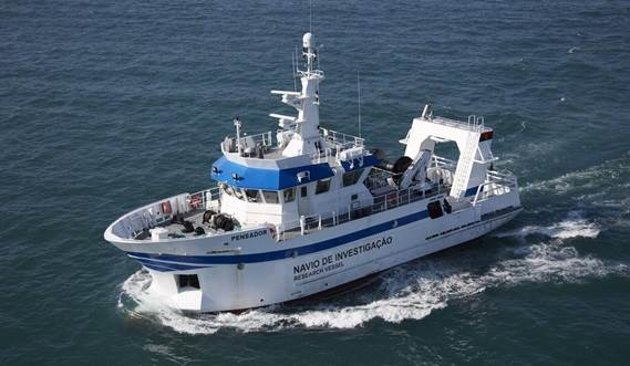 Damen Fishery Research Vessel 2808 Pensador